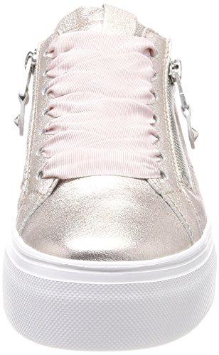 Kennel und Schmenger Schuhmanufaktur Big, Sneaker Donna Beige (Nudo Sohle Weiß)