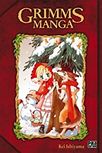 Il était une fois… d'après Grimm - Grimms Manga Intégral One-shot