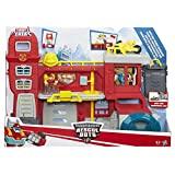 Playskool Heroes Transformers Rescue Bots Griffin Rock Firehouse Headquarters Toy