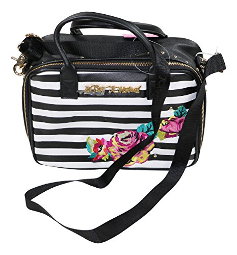 Betsey Johnson Embroidered Lunch Tote (Johnson Betsey Handtasche)