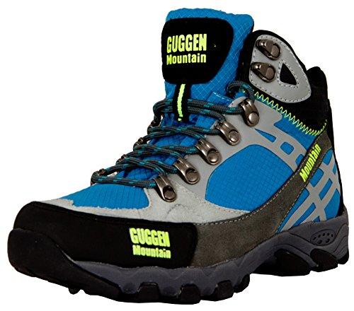 GUGGEN MOUNTAIN Zapatillas de senderismo Zapatos para caminar Botas de