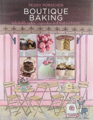 Boutique Baking Cover Image