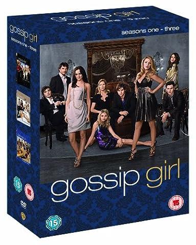 Gossip Girl - Complete Season 1 - 3 [UK