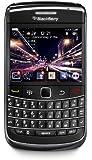 BlackBerry Bold 9700 Smartphone (QWERTZ-Tastatur, 3 Megapixel-Digitalkamera, GPS-Empfänger, UMTS, WLAN, HSDPA) schwarz
