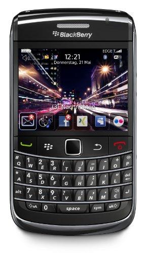 BlackBerry Bold 9700 Smartphone (QWERTZ-Tastatur, 3 Megapixel-Digitalkamera, GPS-Empfänger, UMTS, WLAN, HSDPA) schwarz (Blackberry 9000 Bold Akku)