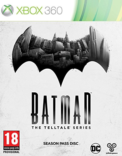 Batman: The Telltale Series (Xbox 360)  available at amazon for Rs.1490