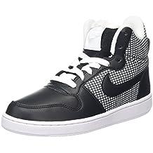 b5294735f832a Nike Court Borough Mid Se, Baskets Hautes Femme