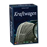 ADC Blackfire Entertainment ADC13703 - Kraftwagen - Deutsch/Tschechisch - Brettspiel