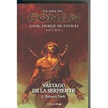 La era de Conan:Anok, hereje de Estigia volumen I