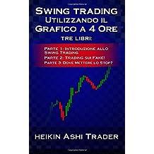 Swing Trading Utilizzando il Grafico a 4 Ore 1-3: tre libri:  Parte 1: Introduzione allo Swing Trading Parte 2: Trading sui Fake! Parte 3: Dove Mettere lo Stop?