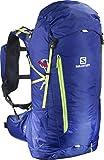 Salomon L39294200 Zaino Leggero da Escursionismo 40 l Peak 40, Blu/Verde