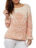 SOYA CONCEPT Bluse XL rosa