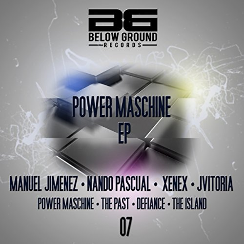 Power Maschine (Original Mix) (E-power Maschine)