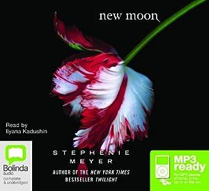 New Moon: The Twilight Saga Book 2 (MP3)