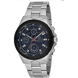 Bigotti Milano BGT00759D Gents Stainless Steel Blue Multidial Date Watch