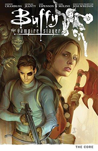 Buffy The Vampire Slayer Season 9 Volume 5: The Core por Andrew Chambliss