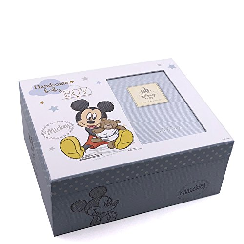 Disney Mickey Mouse bébé souvenirs souvenir Boîte cadeau