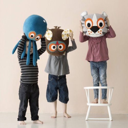 Owl Cushion - 5