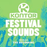 Kontor Festival Sounds 2016.01 - The Beginning