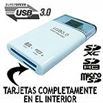 LECTOR DE TARJETAS CARD READER USB 3....