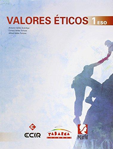 Valores Éticos 1º pack - 9788480253505