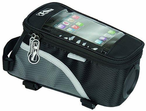 M-Wave 122377 - Bolsa porta-cámaras y smartphone con altavoz
