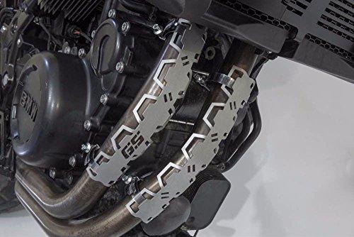 Ro-Moto Protection de collecteur Style GS B-M-W F650GS Twin, F700GS, F800GS 2008-2017, F800GS Adventure 2013-2018