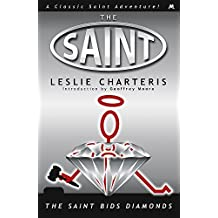 The Saint Bids Diamonds (Saint 18)