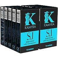 KAMYRA «S.1» Spermicide - 120 (10x12) spermizide Kondome - SPARPACK! Vorratspackung! preisvergleich bei billige-tabletten.eu