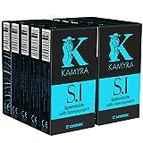 Kamyra «S.1» Spermicide - 120 (10x12) préservatifs spermicides de...