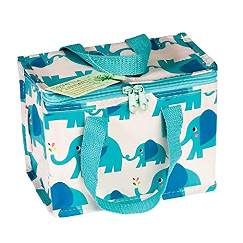 Insulated Children's Lunch Bag - Elvis The Elephant