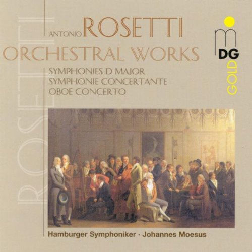 rosetti-orchestral-works