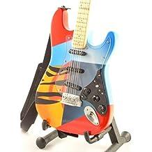Mini Guitars Guitarra Replica Fender Stratocaster Crash 3Eric Clapton Music Legends Collection
