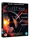First Man (Blu-ray + Digital Copy) [2018] [Region Free]