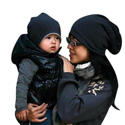 baby-hut-winwintomr-babybeanie-hut-kappe-warmes-beanies-baby-scherzt-bonnet-gorros-schwarz
