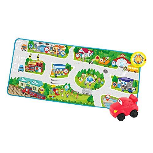 WinFun ColorBaby 44735 Wandteppich, mit Sounds und Auto