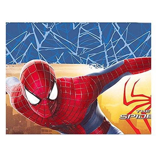 Preisvergleich Produktbild Obrus plastikowy Spider-Man 120x180 cm