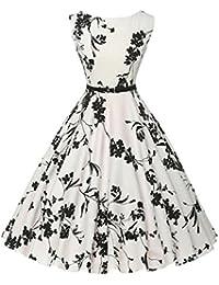 Vestido de mujer, ❤️Xinantime Vestido de fiesta de noche casual Swing Dress Vestido de