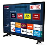 Sharp LC-32HG5241K 32-Inch Smart LED TV with Freeview HD - Black