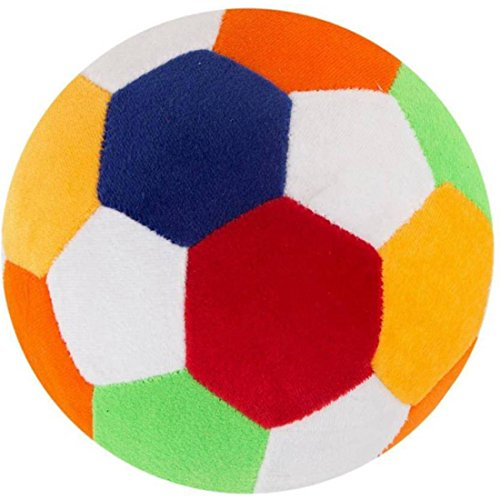 Casotec Stuffed Soft Toy Plush Ball (Medium - 17 cm)