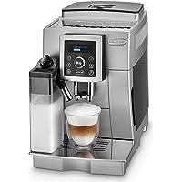 De'Longhi ECAM 23.466.S Kaffeevollautomat mit Milchsystem, Cappuccino und Espresso auf Knopfdruck, Digitaldisplay mit…