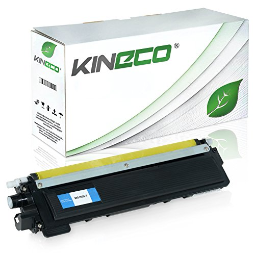 Toner kompatibel zu Brother TN-230 TN230 für Brother HL-3040 CNG1, MFC9120CN, DCP-9010CN, HL-3070CN, MFC-9320CW, MFC-9325CW - Yellow 1.400 Seiten