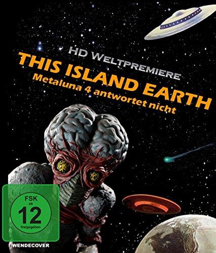 Preisvergleich Produktbild Metaluna 4 Antwortet Nicht (This Island Earth) [Blu-ray]