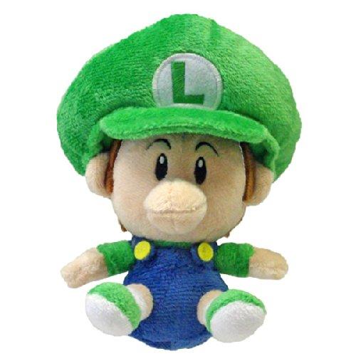Together Plüschfigur Baby Luigi 13cm (Super-mario, Wiggler)
