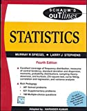 Statistics (Schaum's Outline Series)