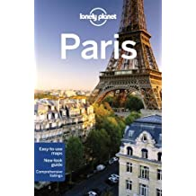 Lonely Planet Paris (City Guide) by Catherine Le Nevez, Nicola Williams, Christopher Pitts 9 Pap/Map Edition (2/1/2013)