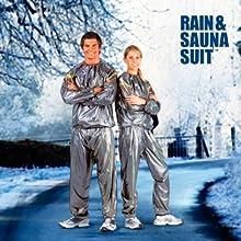 Traje Sauna Rain & Sauna Suit