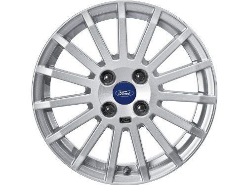 "Ford 1737430 Jante en Alliage à 15 Rayons Fiesta Argent 16"""