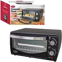 Quest Mini Oven, 9 Litre, Black