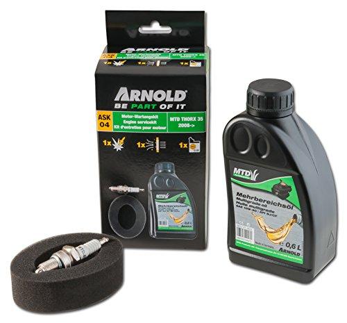 Arnold 9100-X1-0002 Service Kit für MTD vertikal Motoren mit Pimer, 1 Stück (Motor Mit Vertikaler Welle)